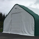 Dome shelter- portable garage canopy car parking carport tent