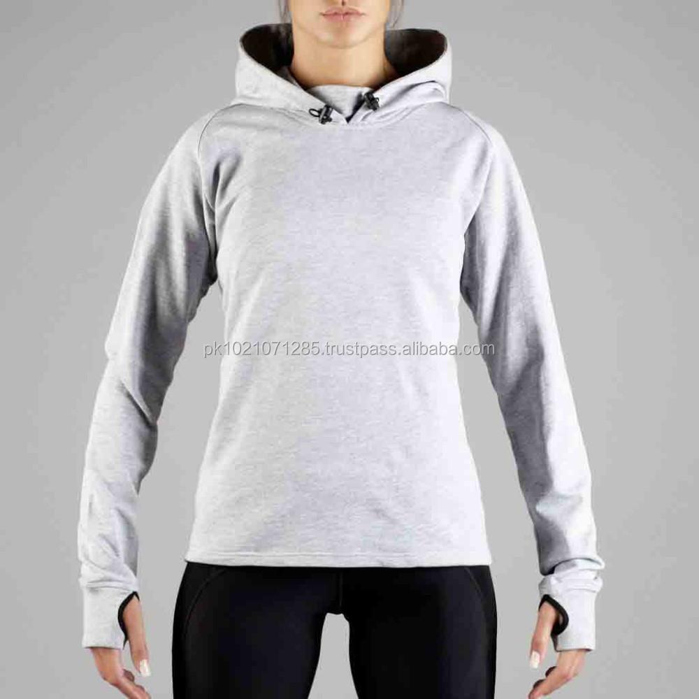 Fashion Women Fleece Hoodie Sweatshirt Casual Hooded Coat Pullover Tops Jacket