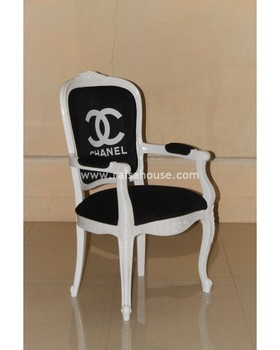 French Furniture Indonesia - Angelique Chair Jepara Furniture