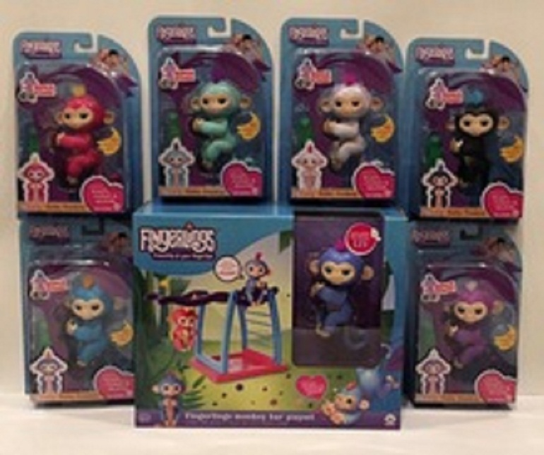 List Manufacturers Of Fingerlings Baby Monkey Buy
