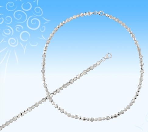 Jewellery Set 925 Sterling Silver