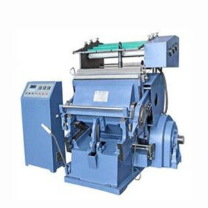 1387 corrugated box rotary die cutter/rotary die cutting machine and hot foil stamping machine