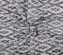 Indian ethnic hand block print upholstery voile cloth making material 100% cotton fabric