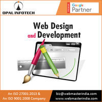 Website Design & Development Company Offering Highest Quality of Service to Create Open Source Solutions