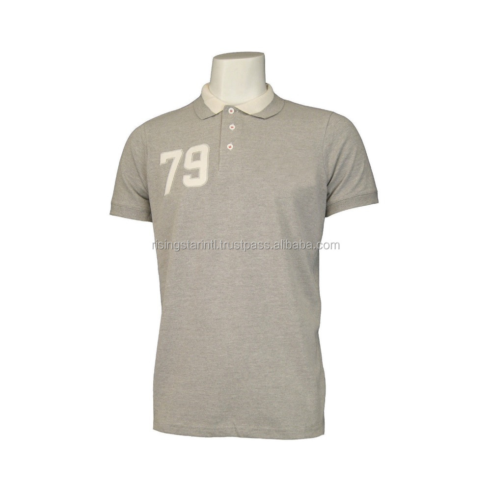 Blank originele heren polo t shirts