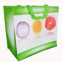 Vietnam transparent PP woven bag/sack with BOPP lamination for animal feed