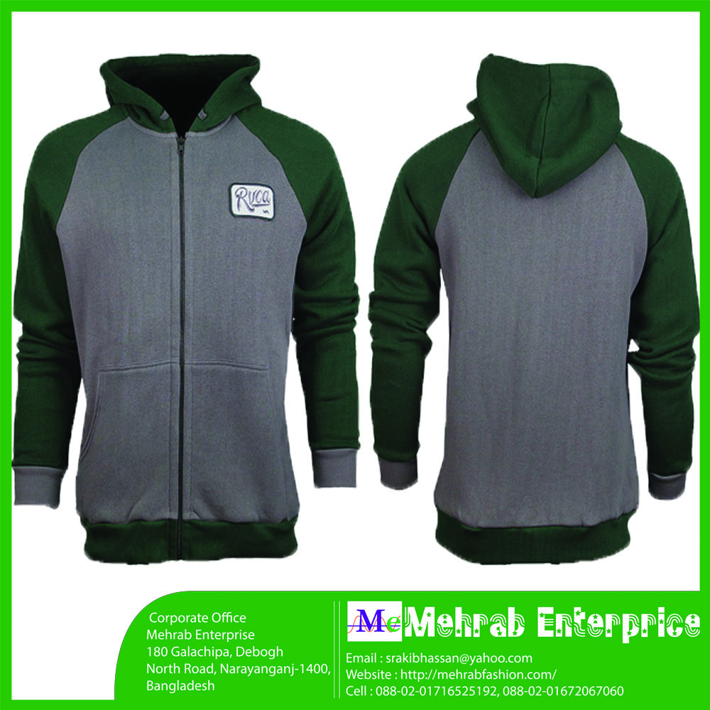 Bangladeshi wholesale alibaba hot products color block fleece pullover hoodies 300 gsm fleece hoodies raglan sleeve