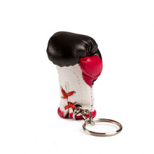 Wholesale hot mini boxing glove keychains with country flag best selling custom boxing glove keychains pakistan suppliers