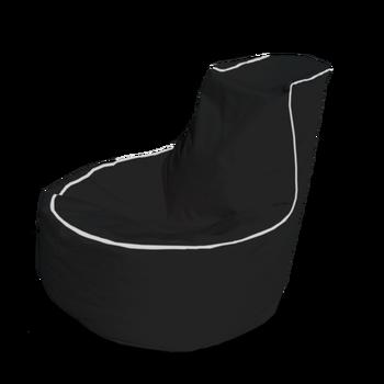 Phenomenal Kids Teen Black White Bean Bag Chairs Buy Kids Bean Bag Product On Alibaba Com Cjindustries Chair Design For Home Cjindustriesco