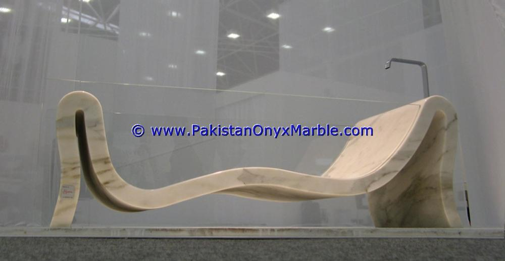 EXPORT QUALITY MARBLE BATHTUB NATURAL STONE ZIARAT WHITE CARRARA WHITE