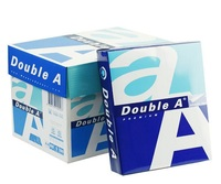 Quality International Size Double A White A4 Paper 80 gsm (210mm x 297mm) Double A Photocopy paper