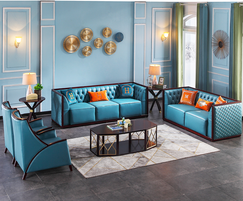 Luxury New Design Living Room Sofas Malaysia Cheap Colours Blue Chesterfield Sofa Buy Chesterfield Sofa Cheap Chesterfield Sofa Blue Chesterfield Sofa Product On Alibaba Com