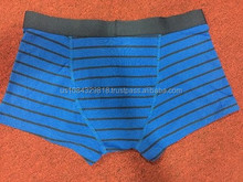 Cheep 100% Cotton / Lycra Export Quality Shipment Cancel/Stock Lot Men's Boxer in Bangladesh