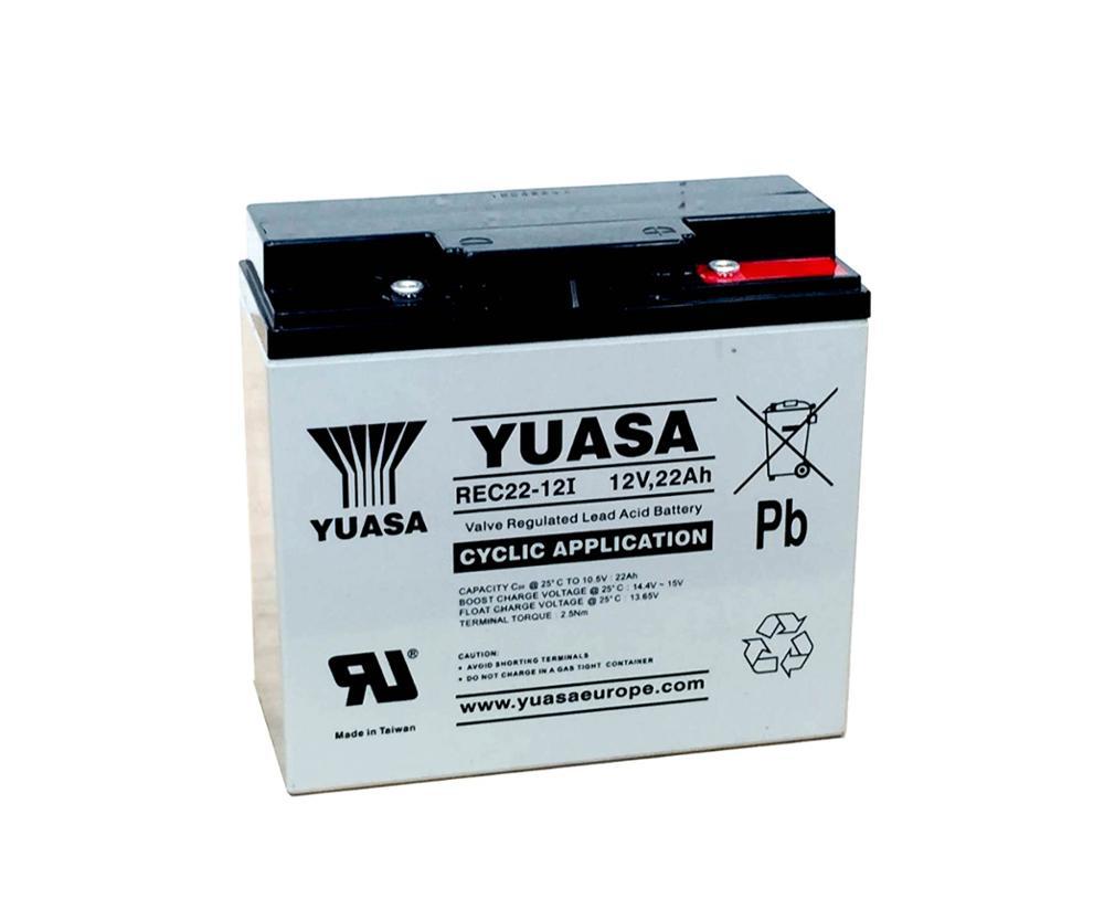 YUASA BATTERIE YUASA TEV12210