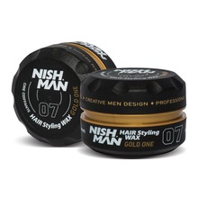 NISHMAN NEW AQUA <span class=keywords><strong>CAPELLI</strong></span> <span class=keywords><strong>CERA</strong></span> 150 ML-07 UN ORO