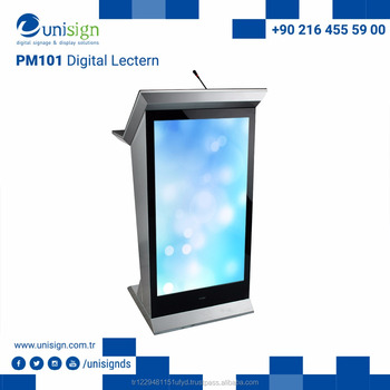 Portable Presentation Lectern