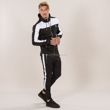 Men sportswear wholesale OEM tracksuit men's sportswear manufacture by Hawk Eye Co. ( PayPal Accepted )