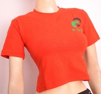 New Hot Sale OEM Design Women Sexy Girl Crop Top 2018