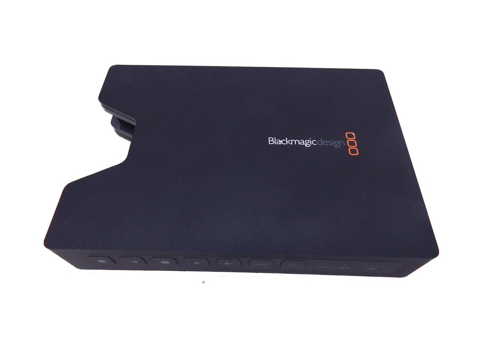 Blackmagic Design HyperDeck Shuttle 2 | Portable SSD Recorder