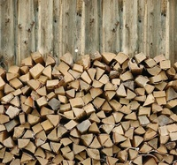 Dried Hardwood Kiln Firewood