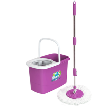 360 easy spin floor cleaning mop 10L - No.497 - Duy Tan Plastic - tangkimvan(at)duytan(dot)com