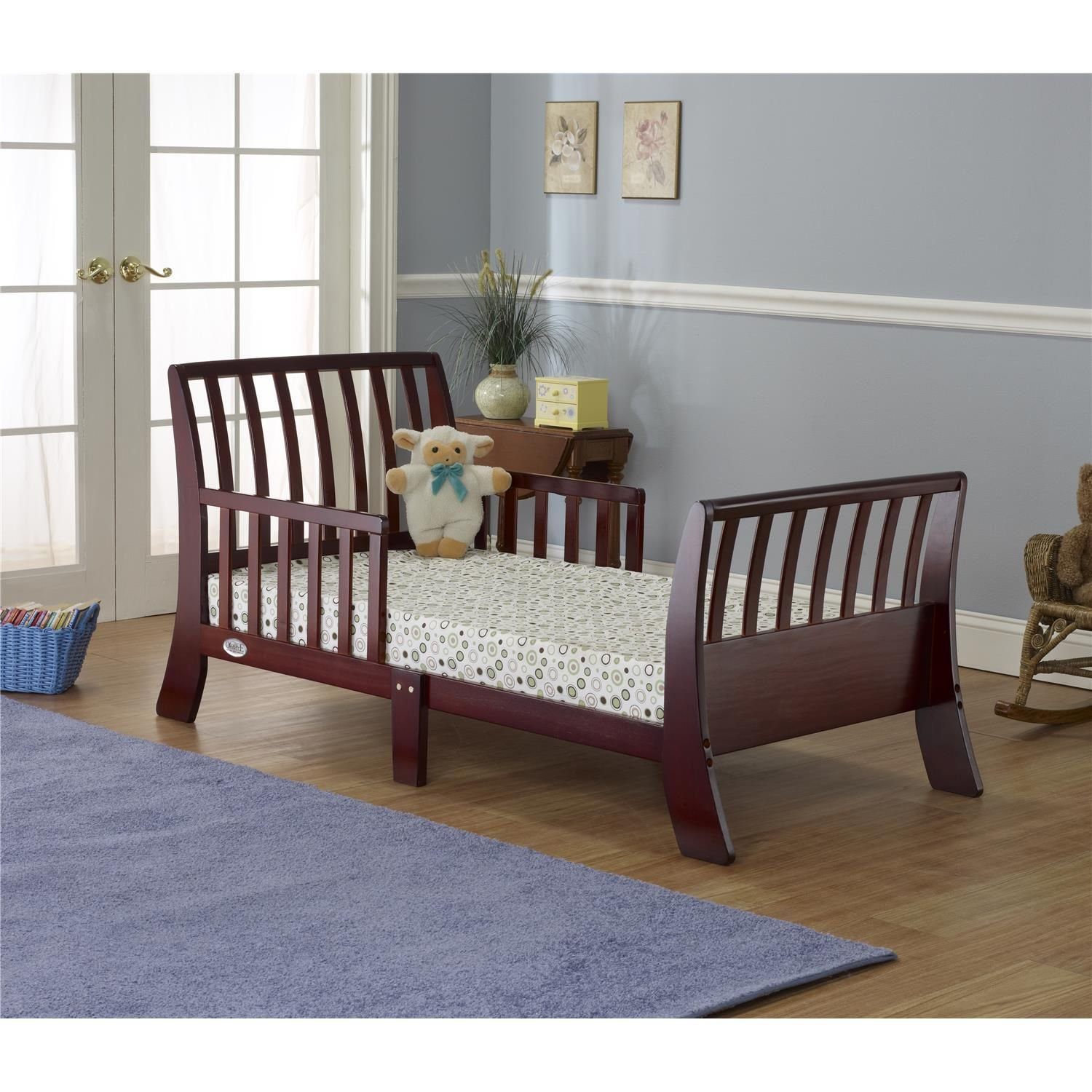 Orbelle Trading The Orbelle Open Aire Toddler Bed, Natural (Discontinued by Manufacturer)