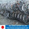 Various types of Japan used bicycle with quick delivery