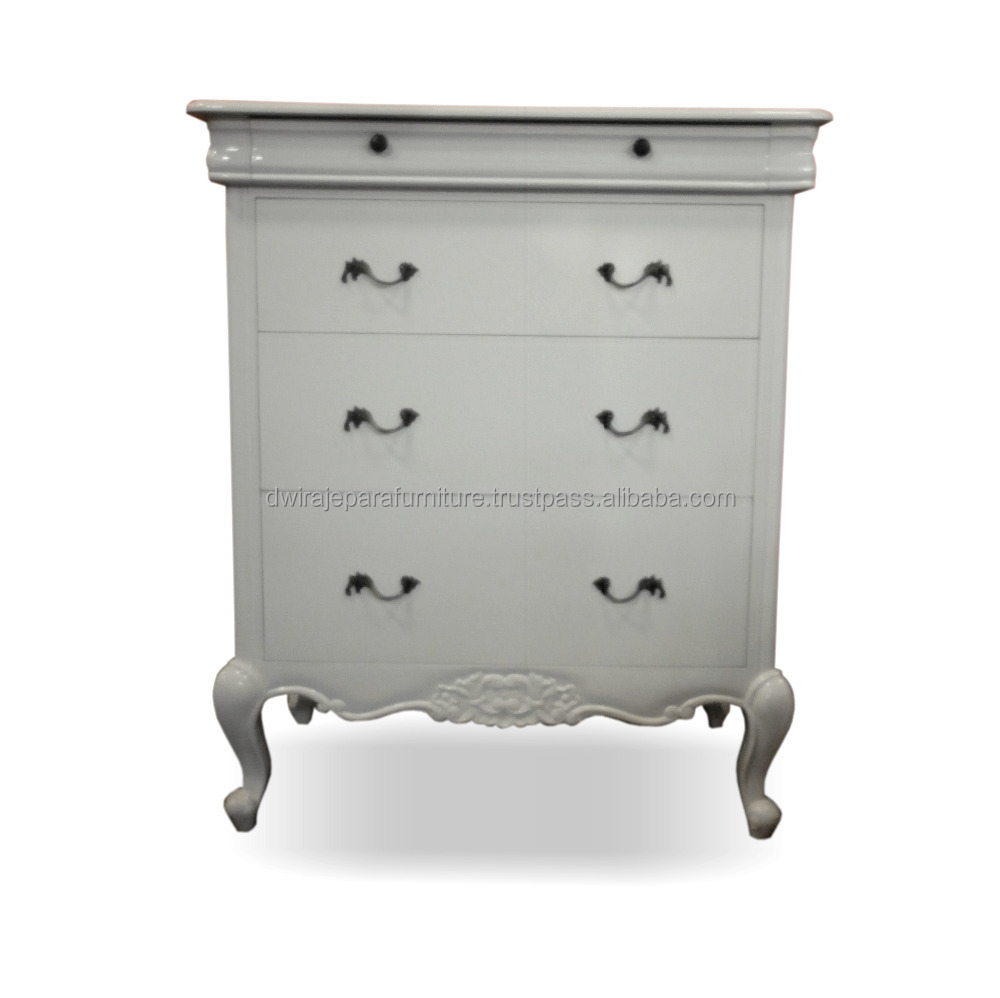 Wooden Furniture Chest Of Drawers Cabinet Antique Color