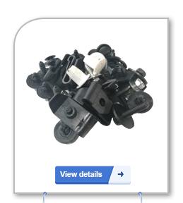 11pcs hot selling auto trim removal tool kit