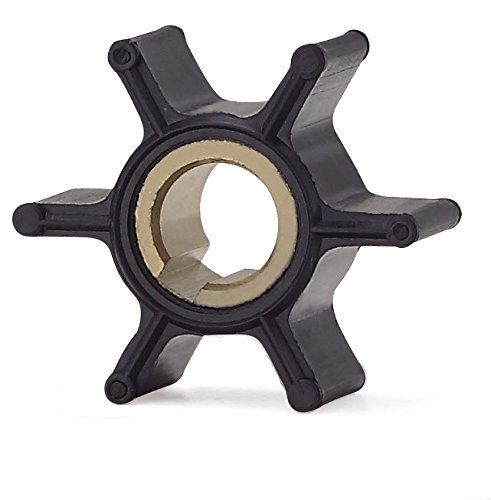 Outboard Parts Impeller 387361 763735 18-3090 for Johnson Evinrude OMC BRP 2HP 4HP 6HP Boat motors