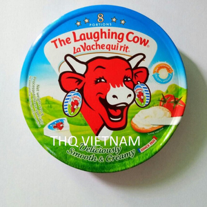 [THQ VIETNAM] LA VACHE QUI RIT Cheese Laughing Cow 120gr