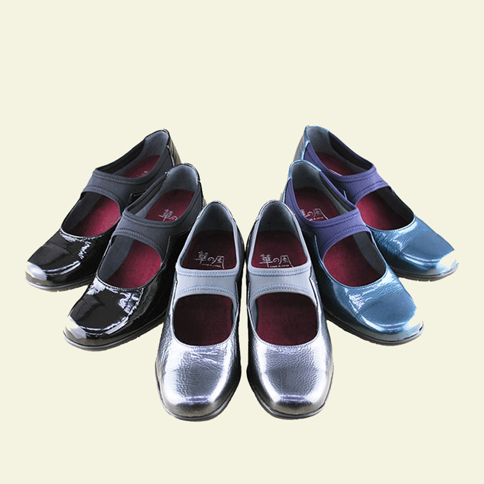 casual shoes feet nicely ladies women leather enamel soft shoes office Cover nS0pTPqwOn