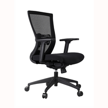 Curve Adjustable Arm Mesh Chair