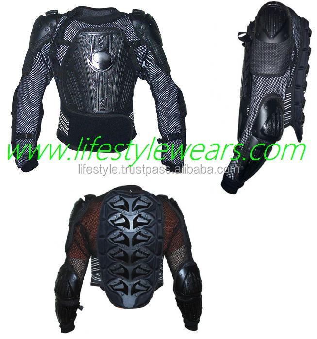 suit of armour jacket
