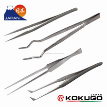 High quality precision tweezers for medical tools with distinguished techniques