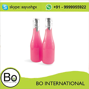 China groothandel bulk champagne fles clear spa vloeibare bubble bad