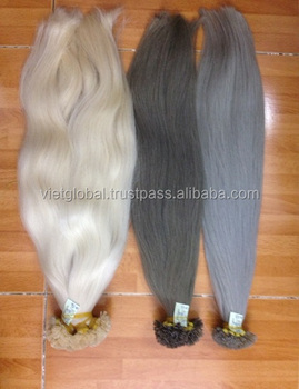 Color ash blonde hair weaves gray hair pre bonded hair extensions color ash blonde hair weaves gray hair pre bonded hair extensions pmusecretfo Gallery
