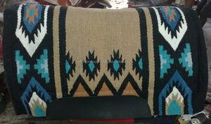 Custom Western Saddle Pad Woolen Wholesale Manufacturer
