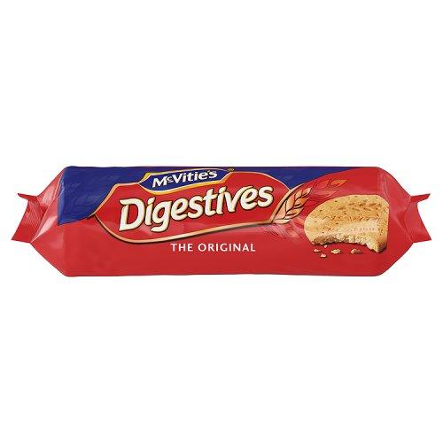Mcvitie's Digestives The Original Biscuit - Buy High Fiber Digestive Biscuit,Halal Digestive Biscuits,Biscuits Gluten