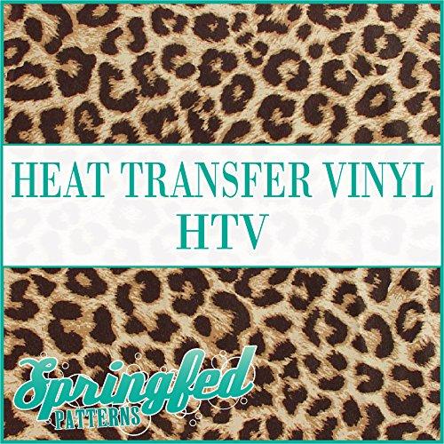 LP Inspired FLORAL Prints HTV Heat Transfer Vinyl Pattern Pack #1 Six Patterns 12x12!