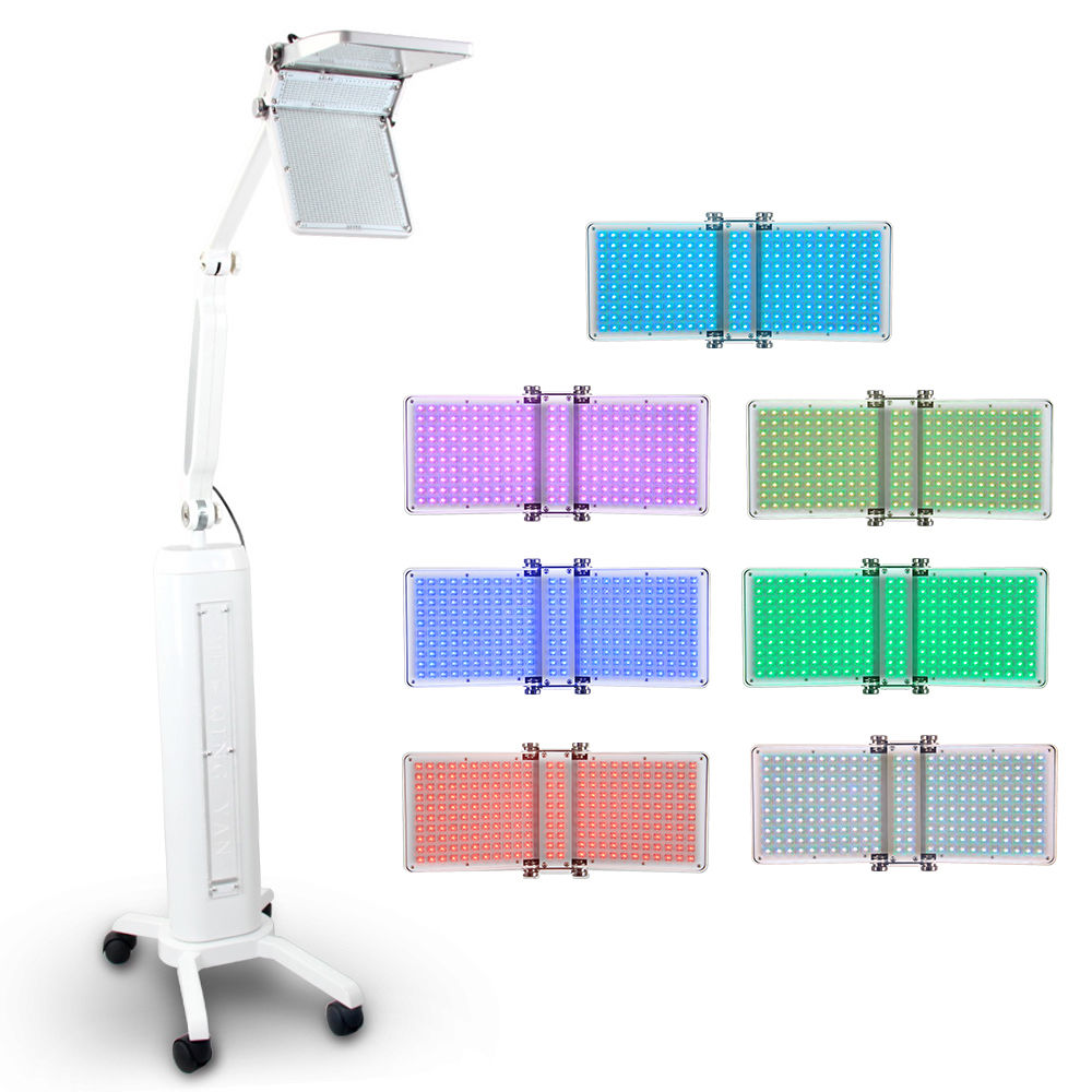 A1219 Stand Type Pdt Led Photon Therapy Machine For Acne treatment Skin Rejuvenation
