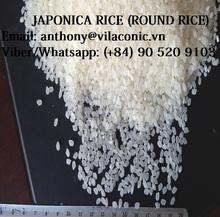Vietnamese Round Short Grained Rice 5% Broken, Japonica Rice