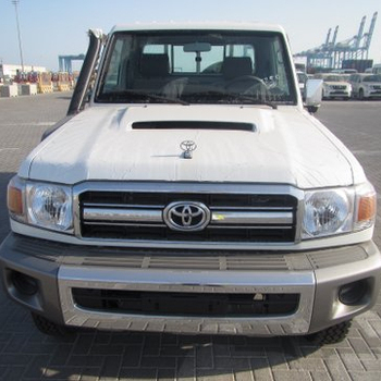 Toyota Diesel Pickup >> Toyota Land Cruiser Pickup Vdj79 Single Cabin 4 5ltr Mesin