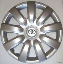 """1 NEW hubcap fits Toyota Camry 15"""" Rim Wheel Cover 2000 - 2012 Wheelcover Camery"""