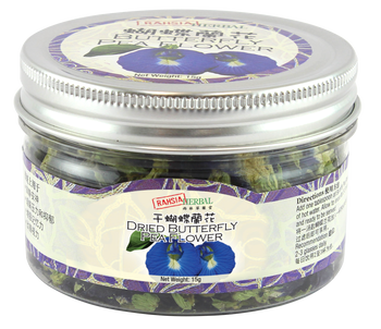 Butterfly Pea Flower (15g)