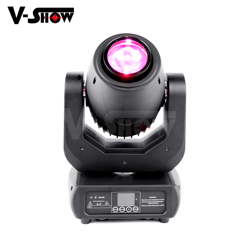 Led groeilicht DMX stage licht 6 gedraaid gobo DJ Licht 150 w wit high power spot led moving head
