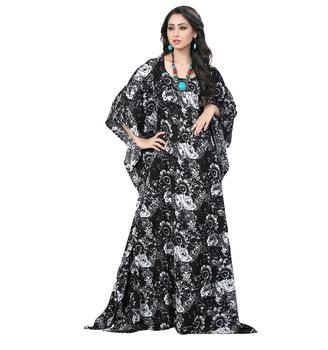 2f8d30621c Designer Kaftan 2017   Latest Party Wear Kaftan 2017 Latest Honeymoon  Dresses   Evening Wear Rayon