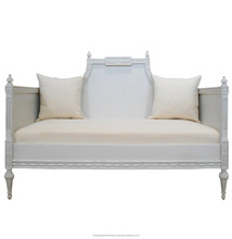 Home Furniture - Classic Wooden Daybed Furniture French Style