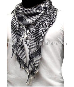 Palestine Écharpe Shemagh Keffiyeh Arafat Arabe Écharpe - Buy ... b7d650c6304