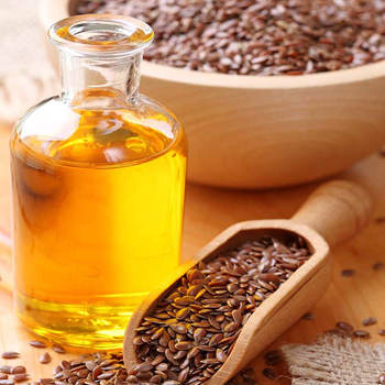 100% Organic Linseed oil
